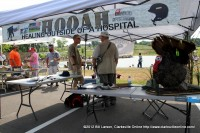The HOOAH Program Tent