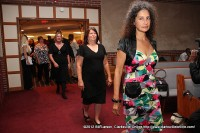 The 2012 Unity Day honorees began to enter the sanctuary