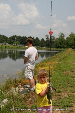 Tennessee 39 s free fishing day set for saturday june 9th for Tennessee fishing license online