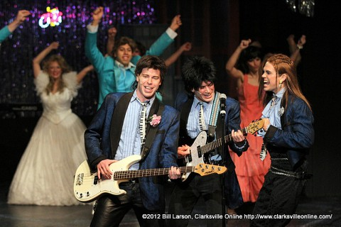 The Wedding Singer at the Roxy Regional Theatre