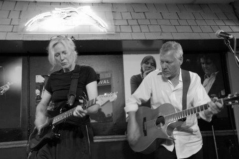 Marshall Chapman and Tim Krekel