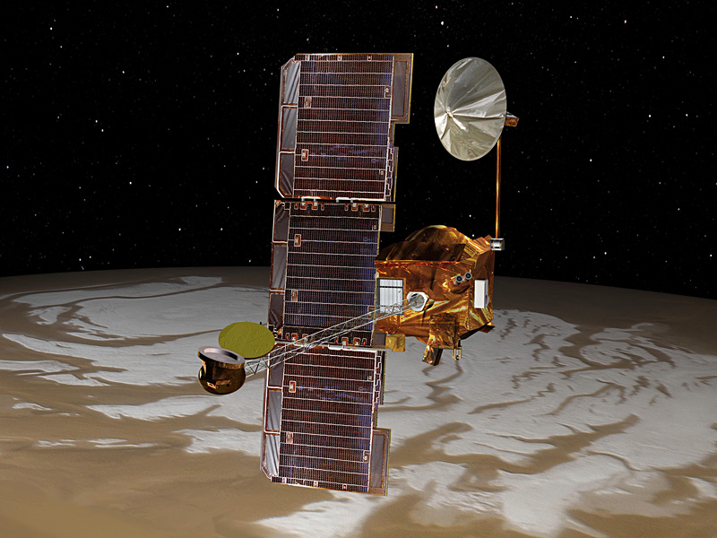 NASA's Mars Odyssey orbiter out of Safe Mode and back to ...