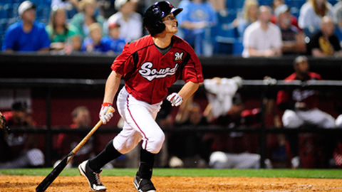 Nashville Sounds (Mike Strasinger / Nashville Sounds)