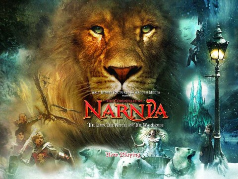 The Chronicles of Narnia: The Lion, the Witch, and the Wardrobe at Movies in the Park this Saturday