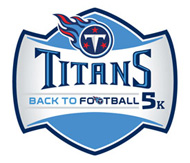Tennessee Titans Back to Football 5k