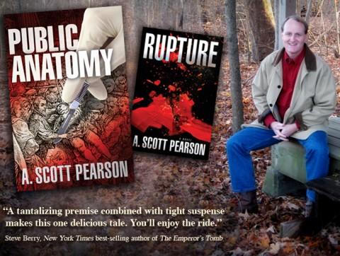 A. Scott Pearson's Books