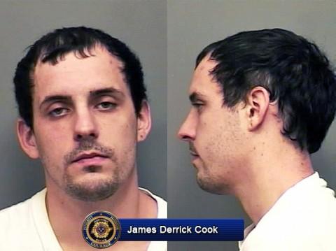 James Derrick Cook