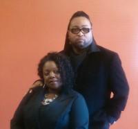 James and his wife Kawanda Moss