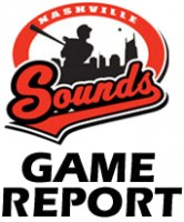 Nashville Sounds Game Report