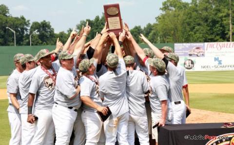 Austin Peay Baseball. (Photo by APSU Sports)