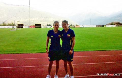 Austin Peay Soccer's Tatiana Ariza and Natalia Ariza. (Courtesy: Austin Peay Sports Information)