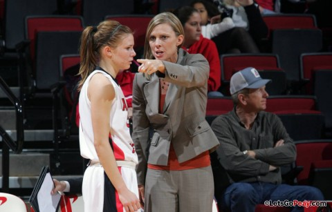 Head coach Carrie Daniels announced that NCAA participants Louisville and Vanderbilt would be a part of the Lady Govs 2012-13 schedule, released Tuesday. (Courtesy: Keith Dorris/Dorris Photography)