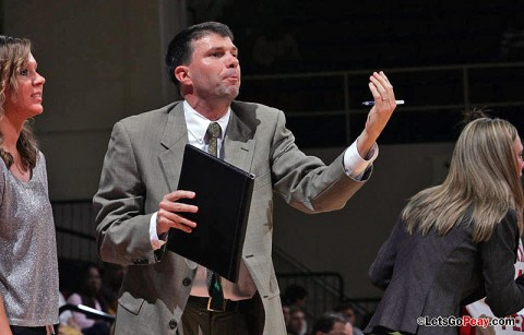 Former Lady Govs assistant coach David Midlick has left the program to become the head women's basketball coach at Division II Delta State. (Courtesy: Keith Dorris/Dorris Photography)