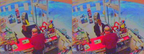 Clarksville Police need help identifying the robbery suspect in this photo.