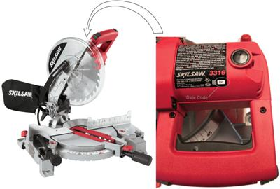 SkilSaw Miter Saws recalled by Robert Bosch Tool Corporation.