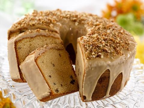 Brown Sugar Pound Cake