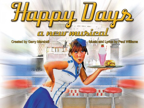 Happy Days at the Roxy Regional Theatre July 12th - August 18th.