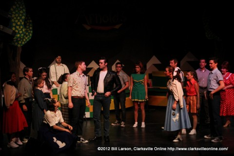 Happy Days a new musical at the Roxy Regional Theatre
