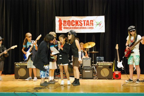 RockStar Camp comes to The Renaissance Center in Dickson.