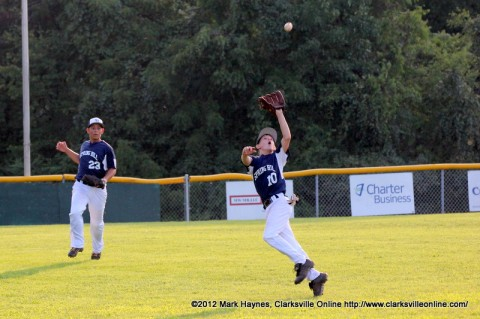 Spring Hill defeated Northwest Saturday night in Little League (13-14) State Tournament action.