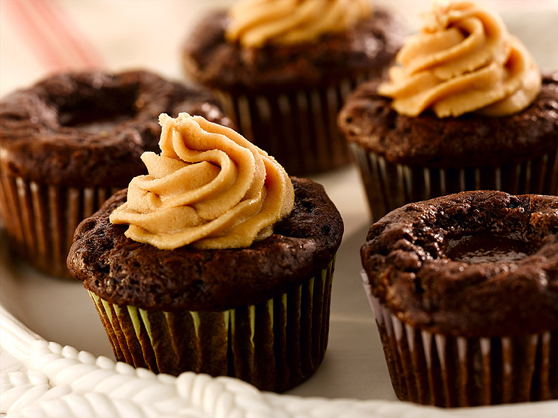 how to make cupcakes without butter