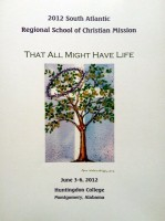 2012 South Atlantic Regional School of Christian Mission