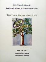 2012 South Atlantic Regional School of Christian Mission