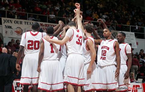 Austin Peay Men's Basketball. (Courtesy: Keith Dorris/Dorris Photography)