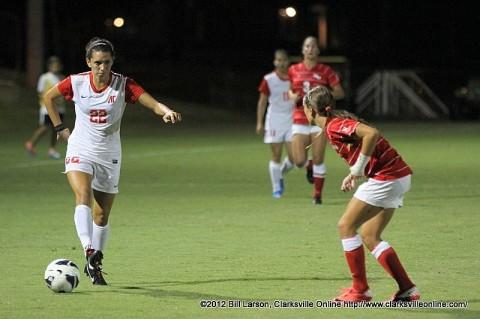 Austin Peay Lady Govs Soccer.