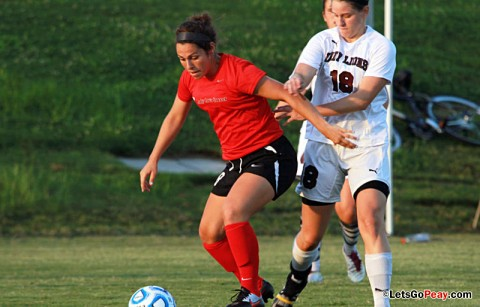 Austin Peay Soccer. (Courtesy: Austin Peay Sports Information)