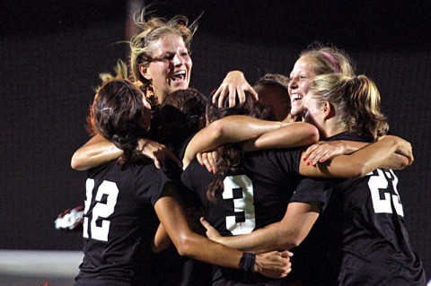 APSU Lady Govs Soccer gets 3-1 win over Appalachian State. (Courtesy: Brittney Sparn/APSU Sports Information)