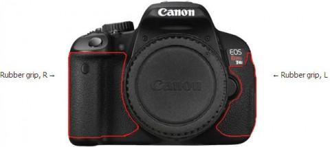 Canon Recalls for Repair EOS Rebel T4i Digital Cameras