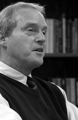 Noted Writer David Huddle