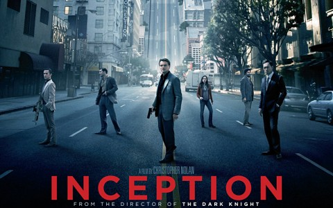 """""""Inception"""" at Movies in the Park"""