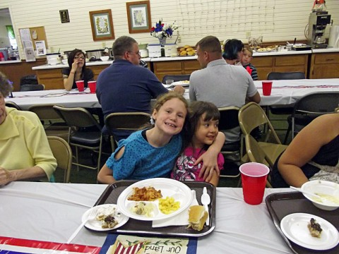 "There was plenty of good food and fun at the ""Taste of Shiloh""."