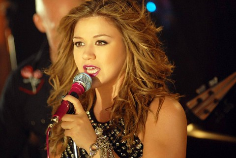 Kelly Clarkson in concert August 13th at Fort Campbell, KY.