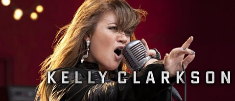 Kelly Clarkson in Concert September 9th, 2012.