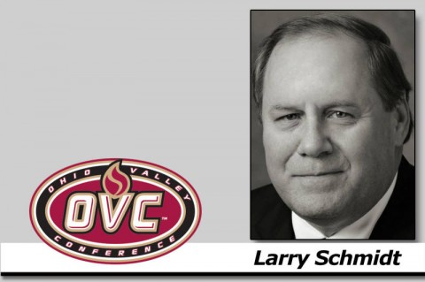 Larry Schmidt. (Courtesy: Austin Peay Sports Information)