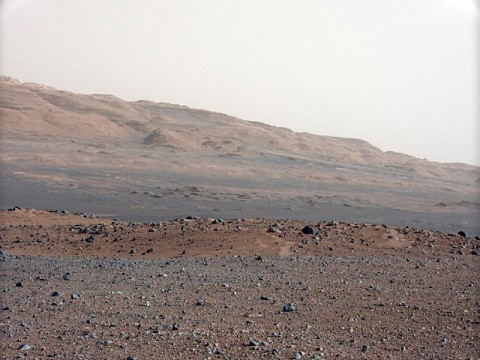 This imagery is being released in association with NASA's Mars Science Laboratory mission. (Image credit: NASA/JPL-Caltech)