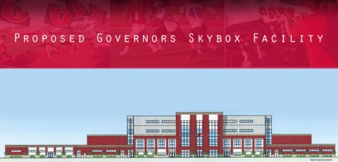 New Governors Stadium