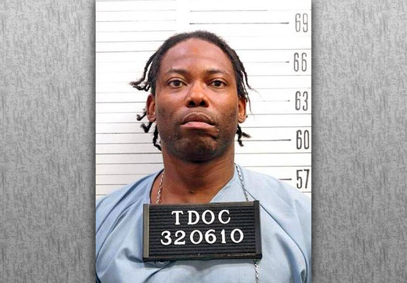 Tennessee Department of Corrections searches for Inmate