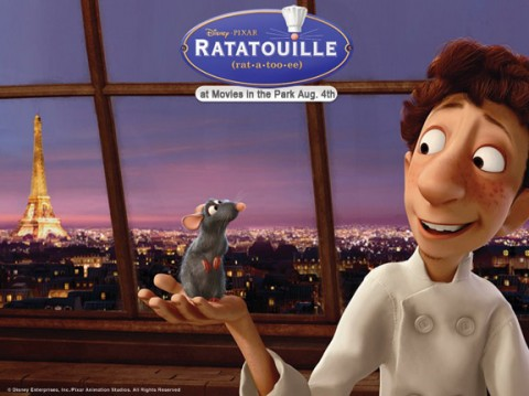Ratatouille computer-animated comedy film produced by Pixar Animation Studios and distributed by Walt Disney Pictures.