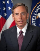 Retired Gen. David Petraeus, current director of the Central Intelligence Agency and a former commander of the 101st Airborne Division (Air Assault)