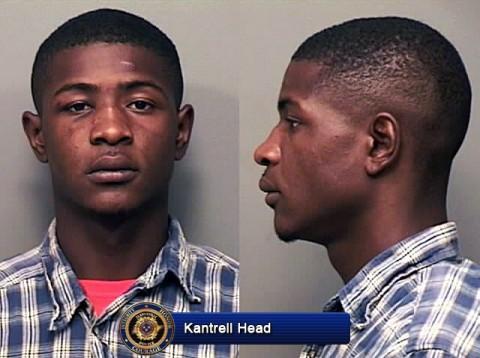 Kantrell Head