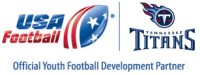 USA Football & Tennessee Ttitans