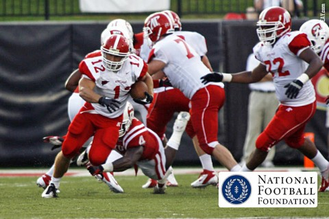 Austin Peay Governors Football's Wesley Kitts. (Courtesy: Keith Dorris/Dorris Photography)