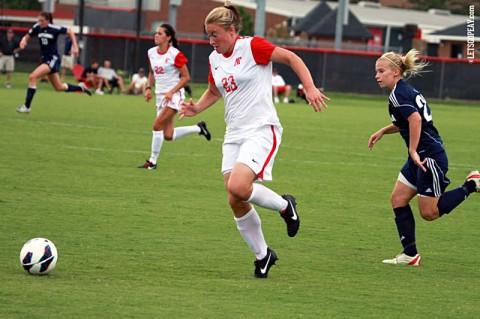 APSU Women's Soccer. (Courtesy: Brittney Sparn/APSU Sports Information)