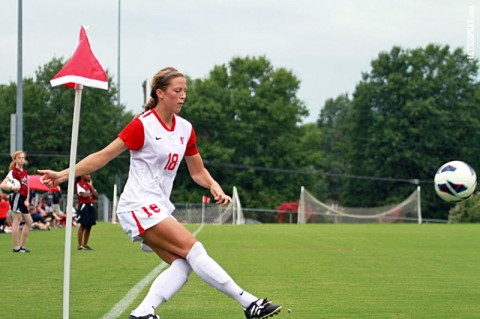 Austin Peay Women's Soccer. (Courtesy: Brittney Sparn/APSU Sports Information)