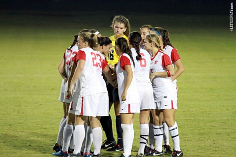 Austin Peay Soccer. (Courtesy: Brittney Sparn/APSU Sports Information)