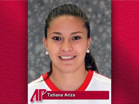 APSU Athlete of the Week Tatiana Ariza